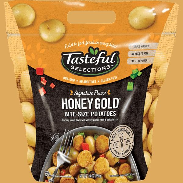 Tasteful Selections Honey Gold Bite-Size Potatoes