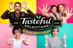Tasteful Selections 10 Year Campaign Cover Image
