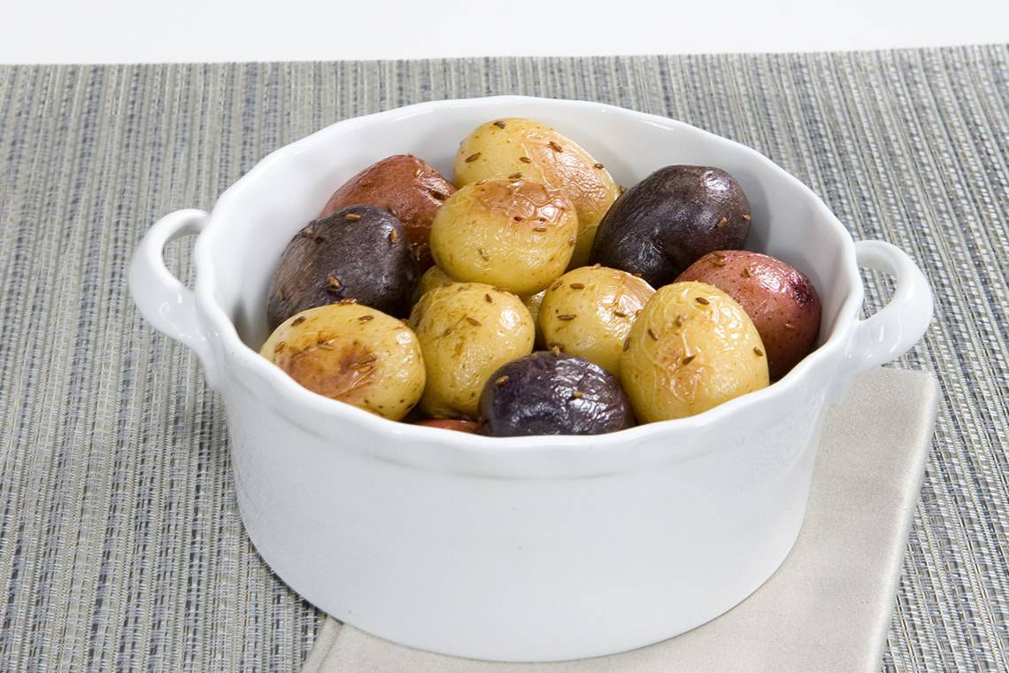 Cumin Spiced Potatoes
