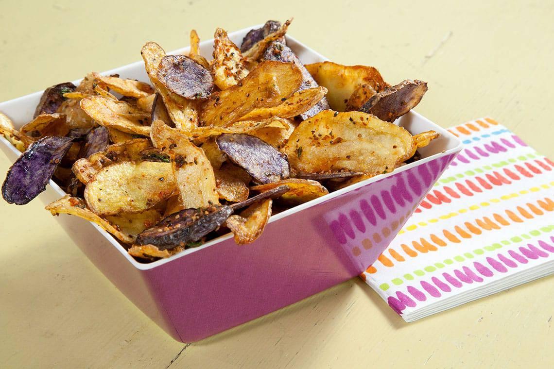 Fingerling Potato Chips