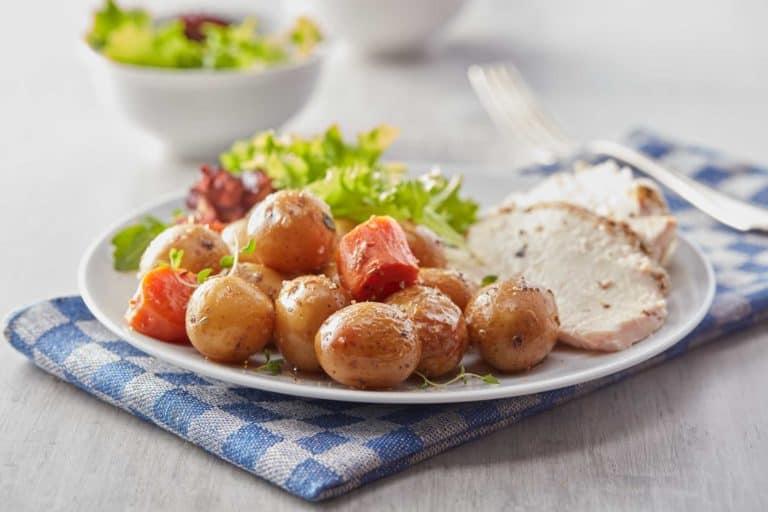 Nanas Chick Potatoes Pot V4