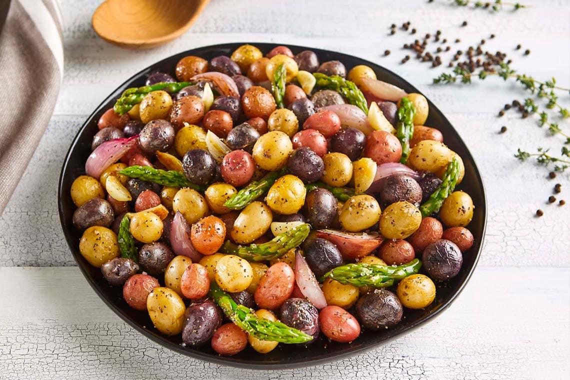 Nibbles & Asparagus