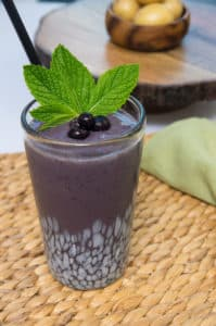 Purple Passion Smoothie
