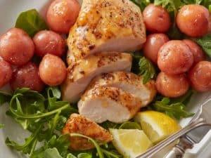 Citrus Braised Chicken & Potatoes (4)