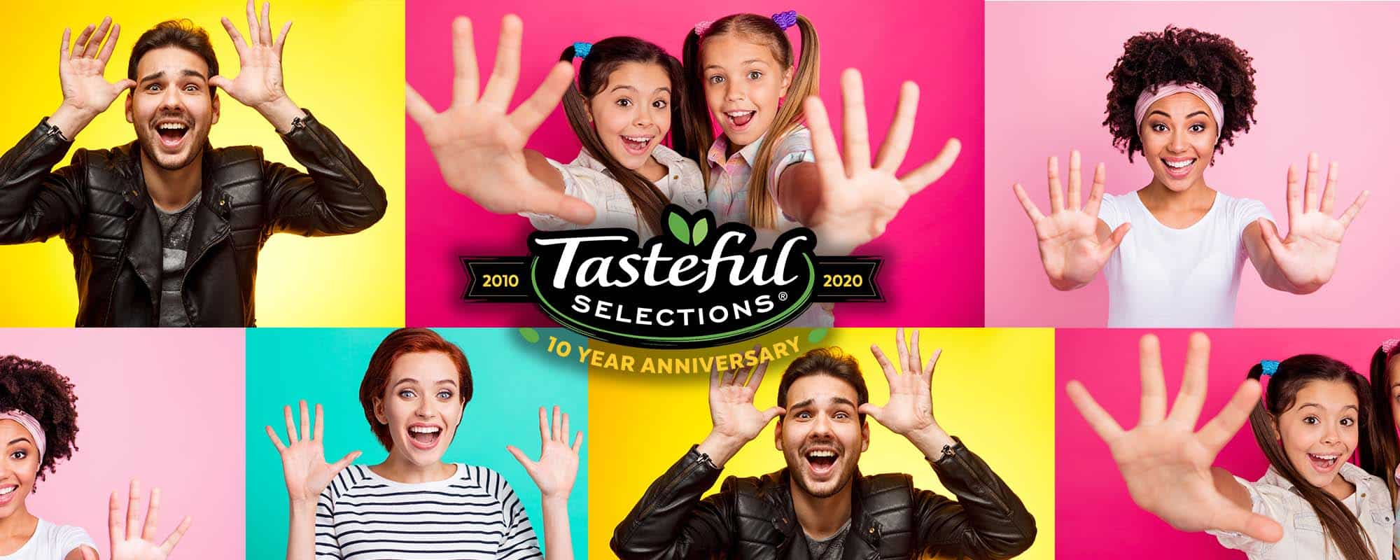 Tasteful Selections Cover image