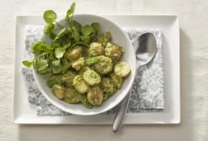 Creamy Green Potato Salad (3)