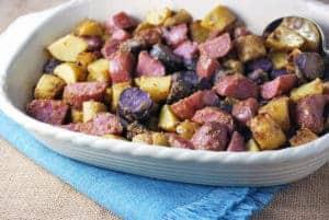 Dijon Herb Roasted Potatoes (1)