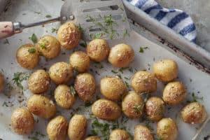 Herb Roasted Potatoes (2)