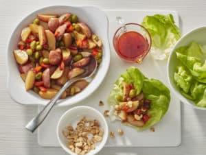Korean Potato Lettuce Wraps (1)