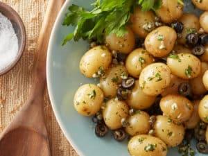 Mediterranean Potato Salad (3)