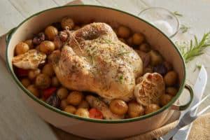 Nanas Chick Potatoes Pot V2