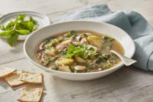 Spring Tonic Soup