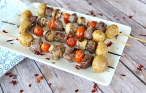 Steak and Potato Skewers (Clever Housewife) (2)