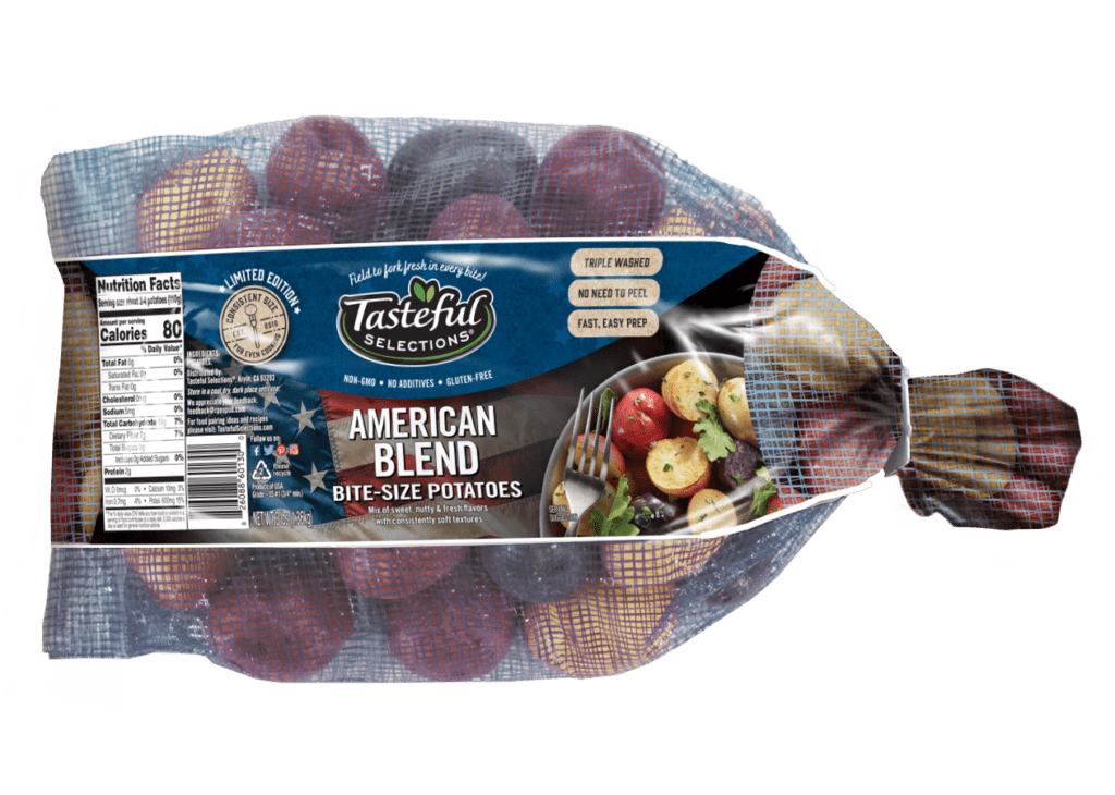 Tasteful Selections 3lb Vertical Mesh Bag American Blend