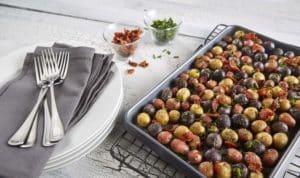 Tasteful Selections Garlic Ranch Sheet Pan Roasted Nibbles Sunrise Medley (5)