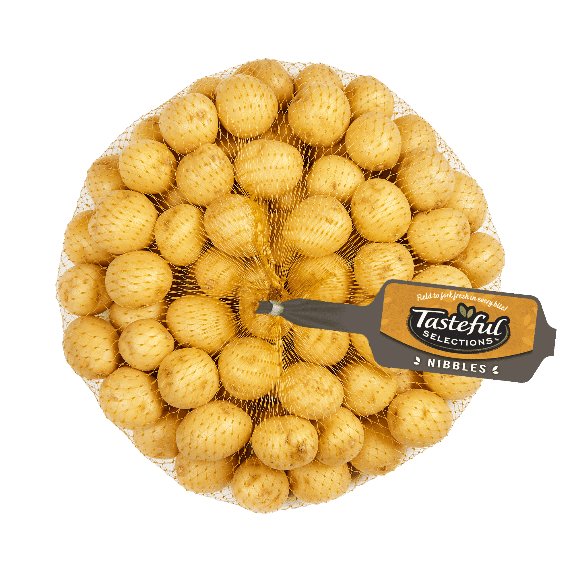 Tasteful Selections Honey Gold Bite-Size Potatoes Mesh Nibbles
