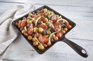 Tasteful Selections Weeknight One-Dish Skillet_Sunrise Medley Nibbles (19)