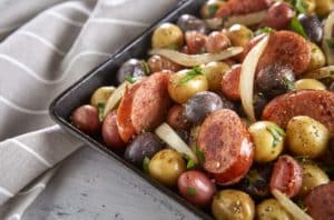 Tasteful Selections Weeknight One-Dish Skillet_Sunrise Medley Nibbles (20)