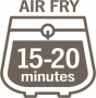 Air Fry graphic